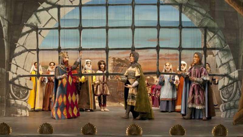 Marionette e performing arts per la settimana milanese