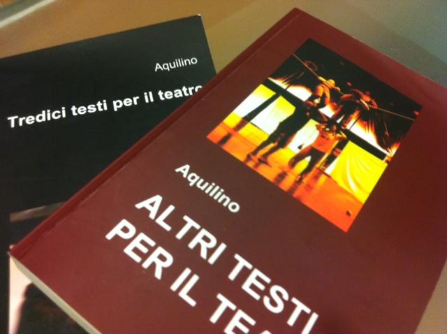 Scrivere e pubblicare per il teatro: l'esperienza di Aquilino