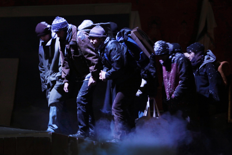 Arianne Mnouchkine, Roberta Torre e altre contaminazioni teatrali