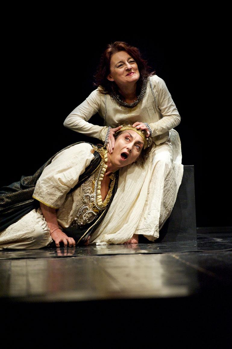 Le regine. Elisabetta vs Maria Stuarda
