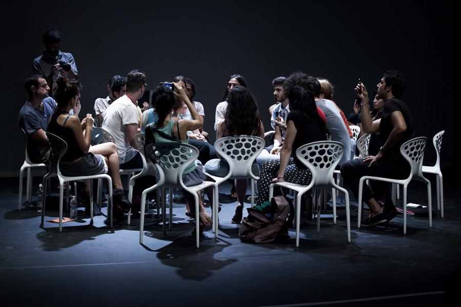 Biennale College Teatro 2014