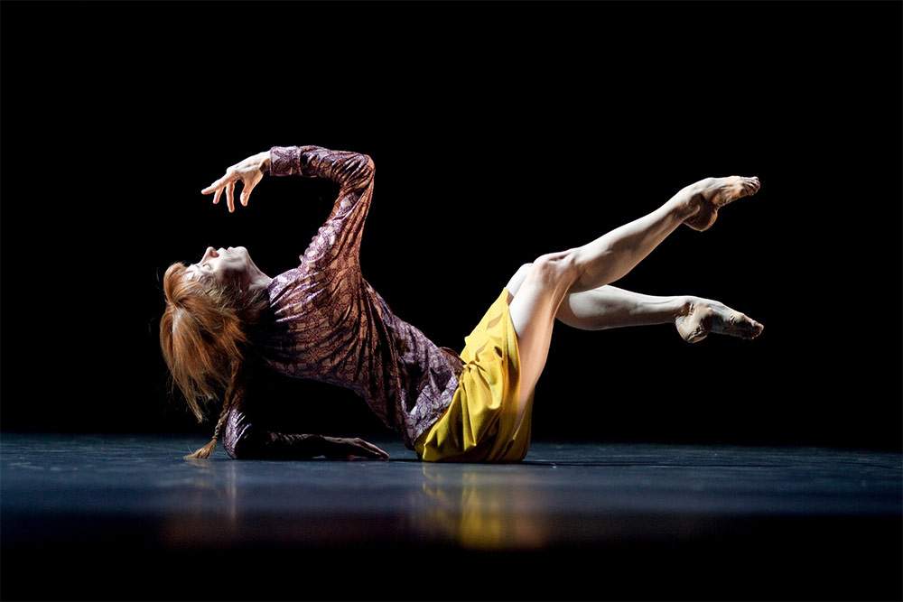 Sylvie Guillem. Life in Progress