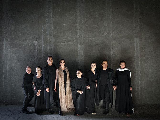 Atene: il teatro non deve fermarsi mai