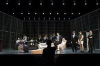 OPERA DA TRE SOLDI regia Damiano Michieletto, produzione Piccolo Teatro di Milano. Foto © Masiar Pasquali