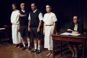 Massimiliano civica e I sacchi di Sabbia, Dialoghi degli Dei ph: Lucia Baldini