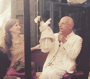 Chiara Guidi e Bruno Leone
