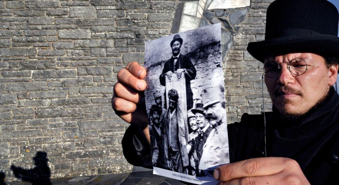 Archivio Zeta e Battisti: gli ultimi giorni dell'umanità tornano a casa
