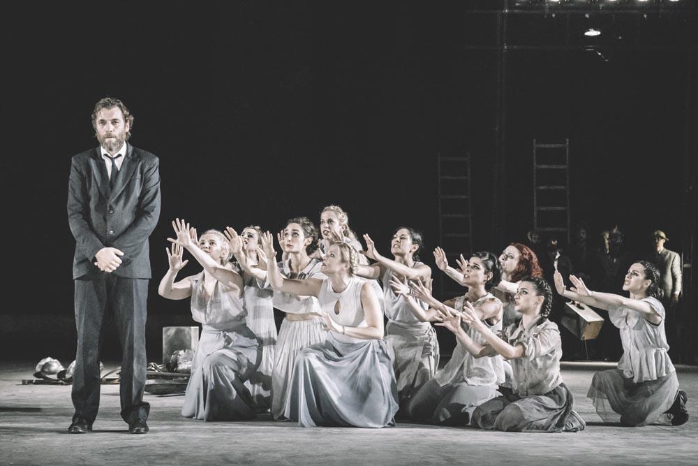 Festival Atene-Epidauro 2016 # 4 – Eschilo: specchio di ieri e di oggi