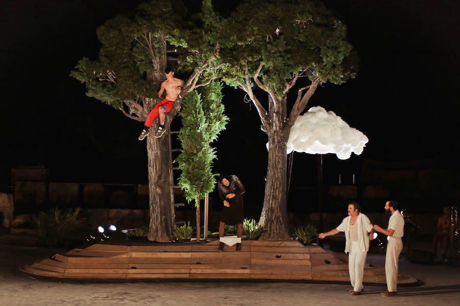 Festival Atene-Epidauro 2016 # 7 – Aristofane fra utopia e realtà