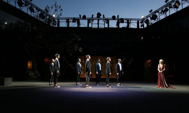 Un'Arena nuova per il teatro antico – Persiani di Eschilo e altri appuntamenti all'Arena Shakespeare, Parma