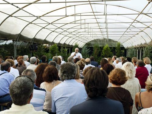 L'arte di seminare. Intervista a Maurizio Sguotti