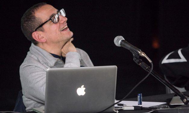 A lezione con Stefano Tommasini