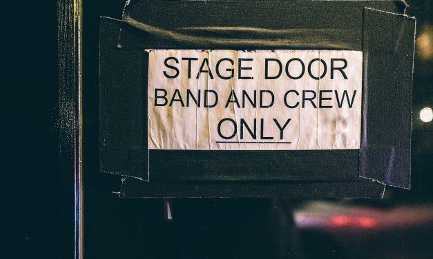Prospettive dal palco