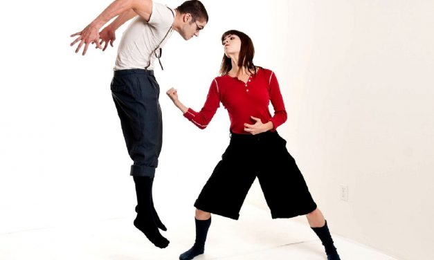 Me So You So Me – Out Innerspace Dance Theatre