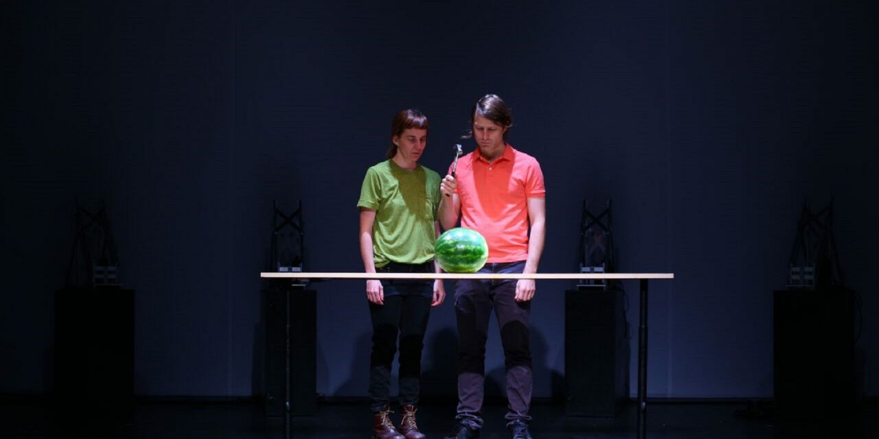 Con Grazia – Martin Messier e Anne Thériault