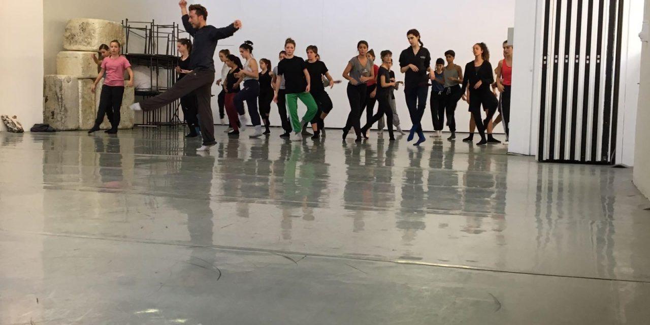 A lezione con Fabrizio Favale / Le Supplici