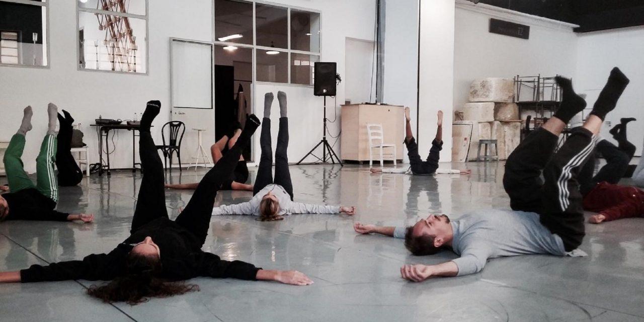 A lezione con Ilenia Romano / Compagnia Zappalà Danza