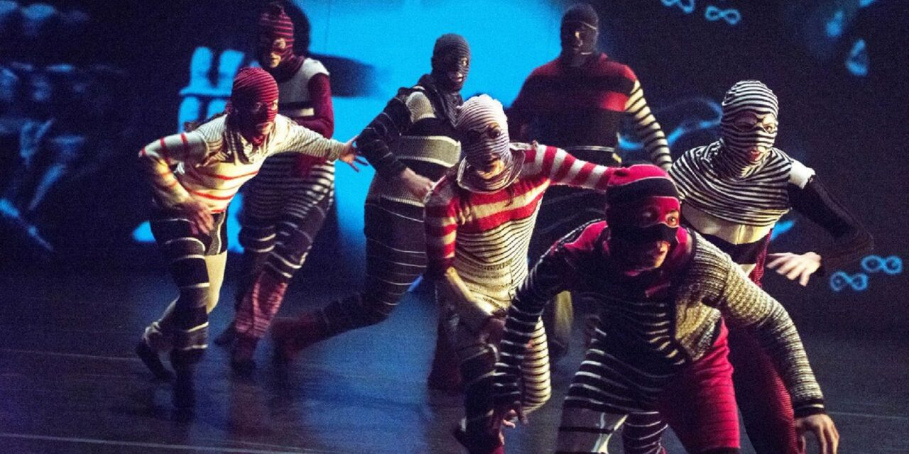 Major Motion Picture – Out Innerspace Dance Theatre