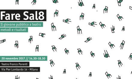 Fare Sal8 – il giovane pubblico a teatro, metodi e risultati