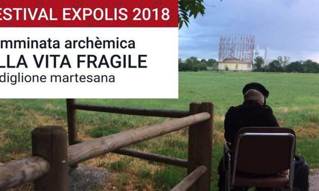 ExPolis 2018. Passeggiata archemica alla vita invisibile