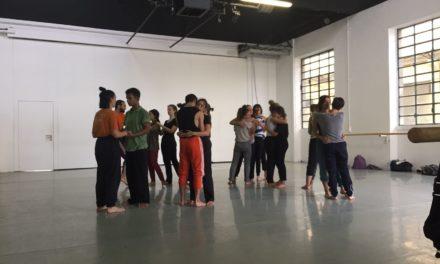 A lezione con Adriano Popolo Rubbio / Compagnia Zappalà Danza