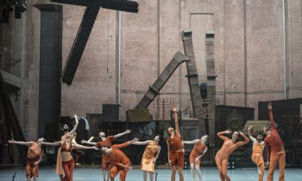 La nona | dal caos, il corpo – Compagnia Zappalà Danza