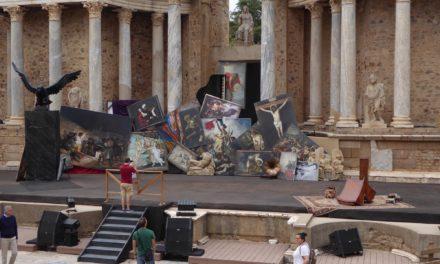 Prometeo a Mérida si interroga sulla tragica epopea umana