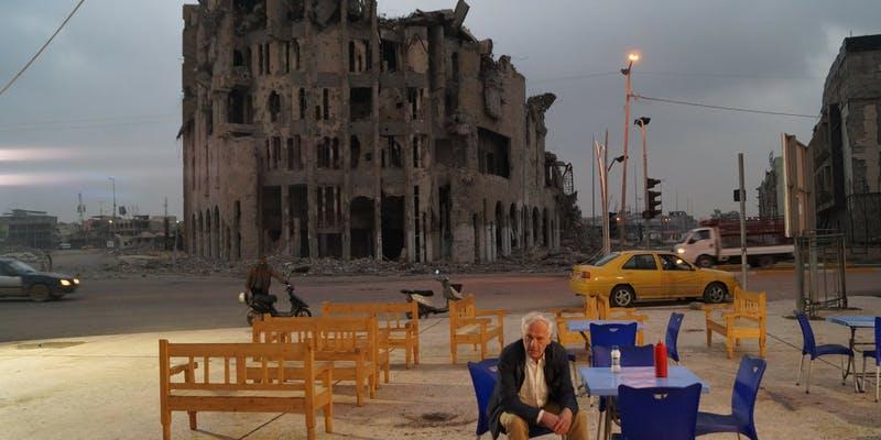 Orestes in Mosul