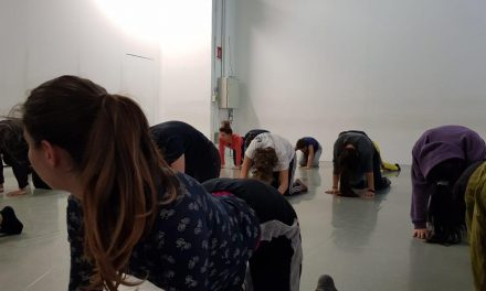 A lezione con Cristina Kristal Rizzo