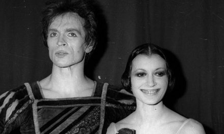 Giselle di Leonid Lavrovsky (con Carla Fracci eRudolf Nureyev)