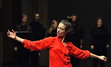 Masterclass | Maud de la Purification – Compagnia Zappalà Danza