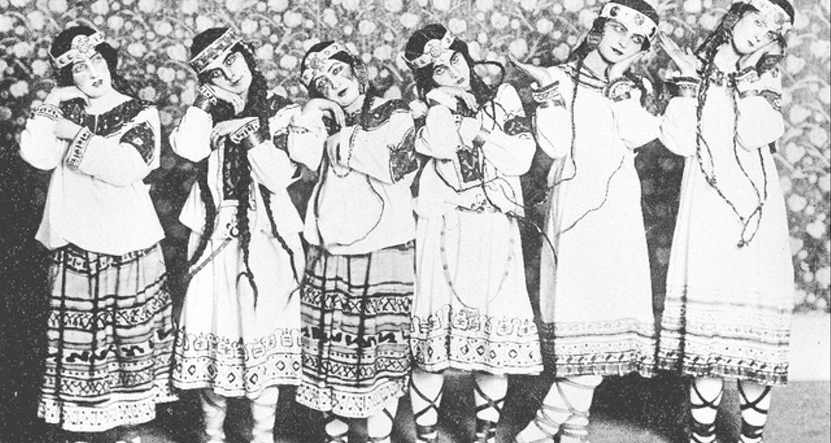 La Sagra della Primavera – coreografia di Vaclav Fomič Nižinskij