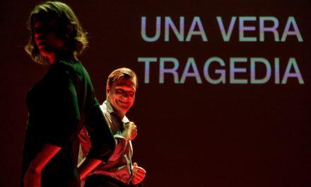 Una tragedia del linguaggio e delle lingue sceniche — conversazione con Riccardo Favaro e Alessandro Bandini