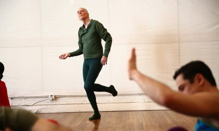 How can we know the dancer from the dance? | Intervista a Douglas Dunn