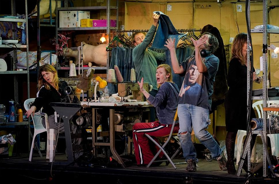 Biennale Teatro. L'infame spettacolo della vita secondo Kornél Mundruczó