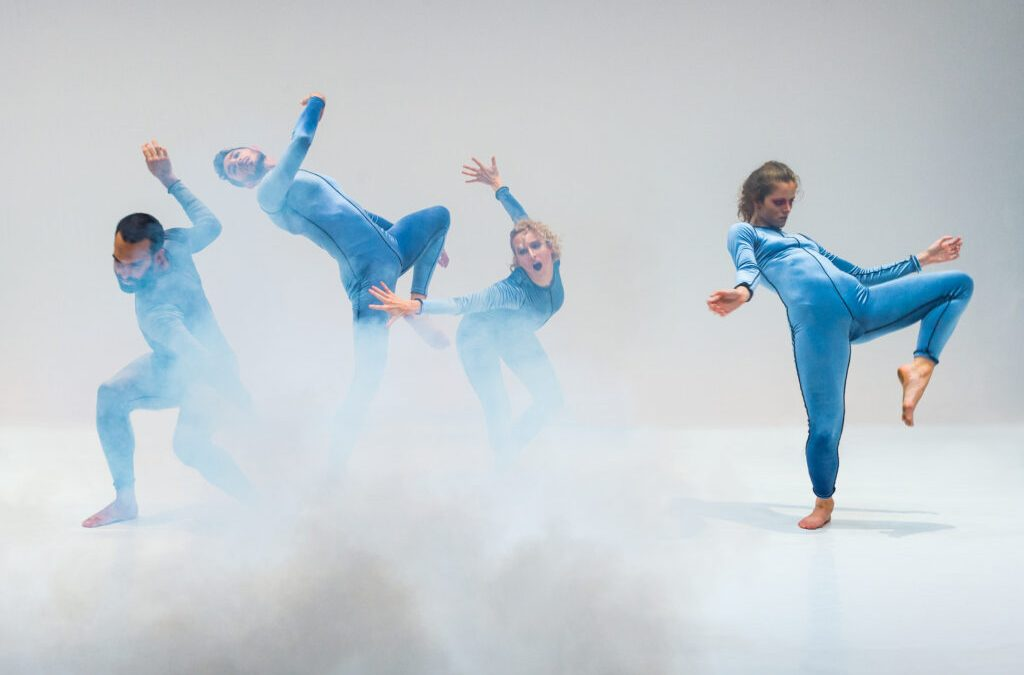 Rifare Bach – Compagnia Zappalà Danza